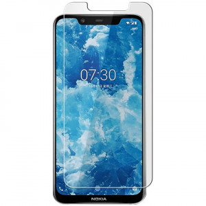 Защитное стекло Ultra Tempered Glass 0.33mm (H+) для Nokia 7.1
