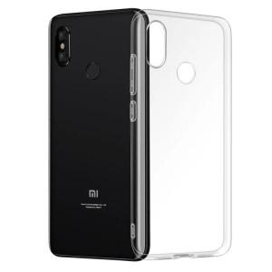 Прозрачный силиконовый чехол для Xiaomi Mi Play