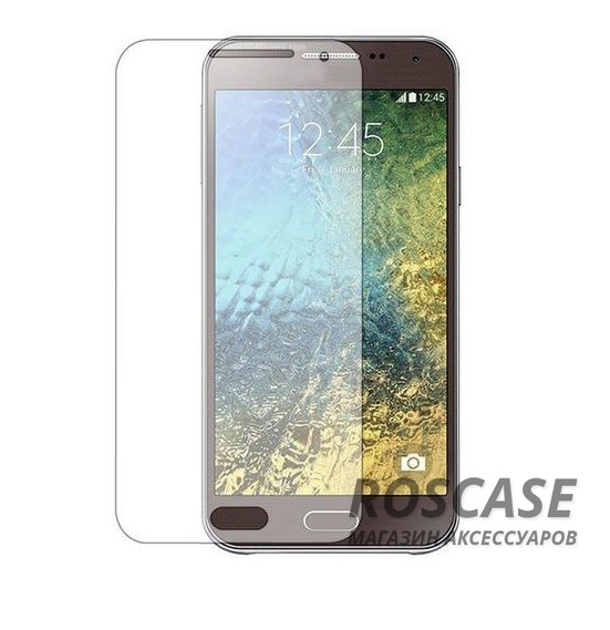 фото  Защитная пленка Ultra Screen Protector для Samsung E500H/DS Galaxy E5