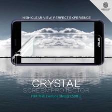 Nillkin Crystal | Прозрачная защитная пленка для Asus Zenfone 3 Max (ZC520TL)