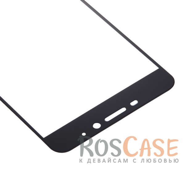 Изображение Черный CaseGuru | Полноэкранное защитное стекло для для Meizu M5