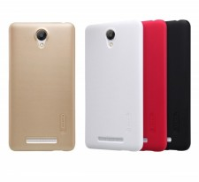 фото Матовый чехол Nillkin Super Frosted Shield для Xiaomi Redmi Note 2 / Redmi Note 2 Prime (+ пленка)