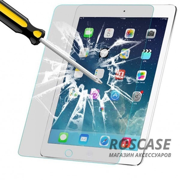изображение защитное стекло High Quality Tempered Glass 0.33mm (2.5D) для Apple iPad 2/3/4