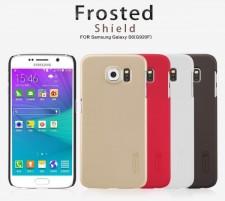 Nillkin Super Frosted Shield | Матовый чехол для Samsung Galaxy S6 G920F/G920D Duos (+ пленка)