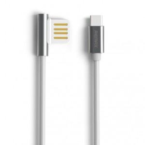 Remax Emperor | Дата кабель USB to Type-C с угловым штекером USB (100 см) для Apple iPad Pro 9.7