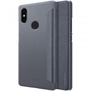 Nillkin Sparkle | Чехол-книжка с функцией Sleep Mode для Xiaomi Mi 8 SE