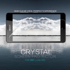 Nillkin Crystal | Прозрачная защитная пленка для Microsoft lumia 950