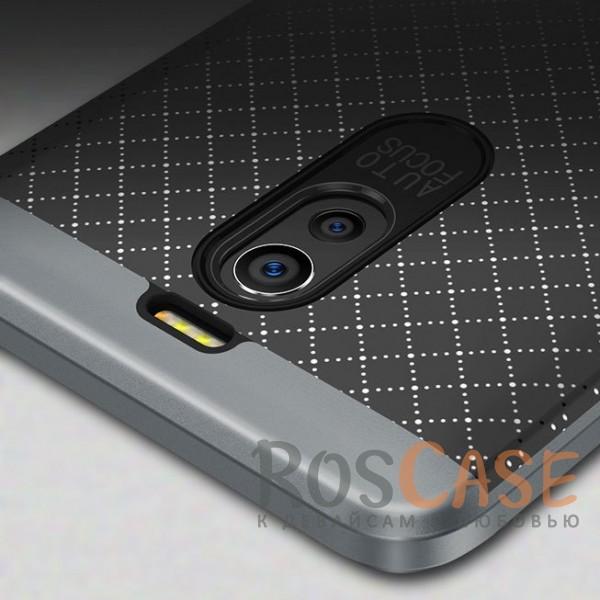 Изображение Черный / Серый iPaky Hybrid | Противоударный чехол для Meizu M6 Note