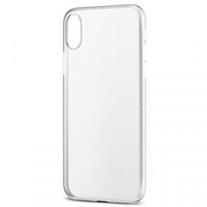 """Ультратонкий силиконовый защитный чехол-накладка Baseus Wing для Apple iPhone X (5.8"""")"""