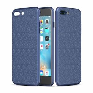 """Стильный защитный чехол-накладка Baseus Plaid с уникальным дизайном для Apple iPhone 8 Plus (5.5"""")"""