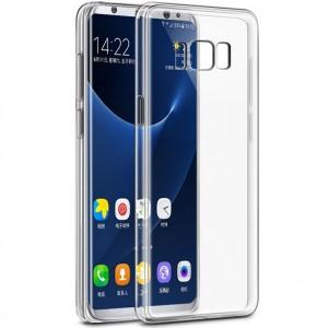 Ультратонкий силиконовый чехол для Samsung G955 Galaxy S8 Plus