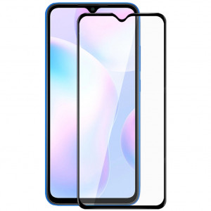 Защитное стекло 5D Full Cover  для Xiaomi Redmi 9A