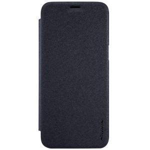 Nillkin Sparkle | Чехол-книжка для Samsung G955 Galaxy S8 Plus