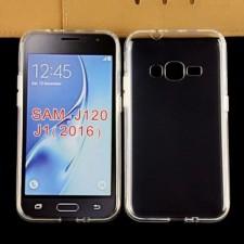 Ультратонкий силиконовый чехол для Samsung J120F Galaxy J1 (2016)