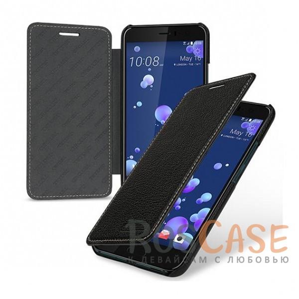 Прошитый чехол-книжка из натуральной кожи TETDED для HTC U11 (Черный / Black)Описание:бренд  - &amp;nbsp;Tetded;совместимость - HTC U11;материал  -  высококачественная коровья кожа;тип  -  чехол-книжка.легко устанавливается;прошит по периметру;защита от механических повреждений;на чехле не заметны отпечатки пальцев;все необходимые функциональные вырезы.<br><br>Тип: Чехол<br>Бренд: TETDED<br>Материал: Натуральная кожа
