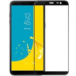 5D защитное стекло для Samsung Galaxy J8 (2018) на весь экран