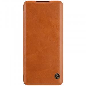 Nillkin Qin | Чехол-книжка из Premium экокожи  для Xiaomi Mi 11