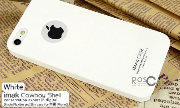 Фото чехла IMAK Cowboy series для Apple iPhone 5