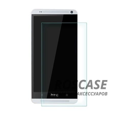 Защитное стекло Ultra Tempered Glass 0.33mm (H+) для HTC One / M7 (картонная упаковка)Описание:совместимо с устройством HTC One / M7;материал: закаленное стекло;тип: защитное стекло на экран.&amp;nbsp;Особенности:закругленные&amp;nbsp;грани стекла обеспечивают лучшую фиксацию на экране;стекло очень тонкое - 0,33 мм;отзыв сенсорных кнопок сохраняется;стекло не искажает картинку, так как абсолютно прозрачное;выдерживает удары и защищает от царапин;размеры и вырезы стекла соответствуют особенностям дисплея.<br><br>Тип: Защитное стекло<br>Бренд: Epik