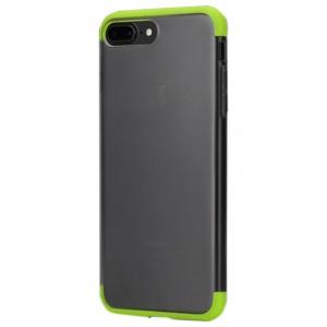 Rock Cheer | Силиконовый чехол для Apple iPhone 7 Plus с защитными цветными вставками