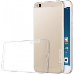 Nillkin Nature | Прозрачный силиконовый чехол для Xiaomi Mi 5c