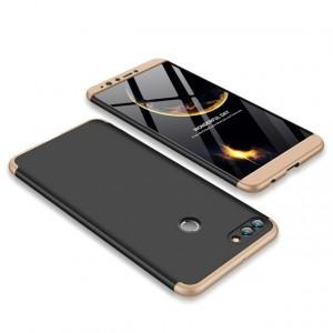 GKK LikGus 360° | Двухсторонний чехол для Huawei Y9 (2018) / Enjoy 8 Plus с защитными вставками