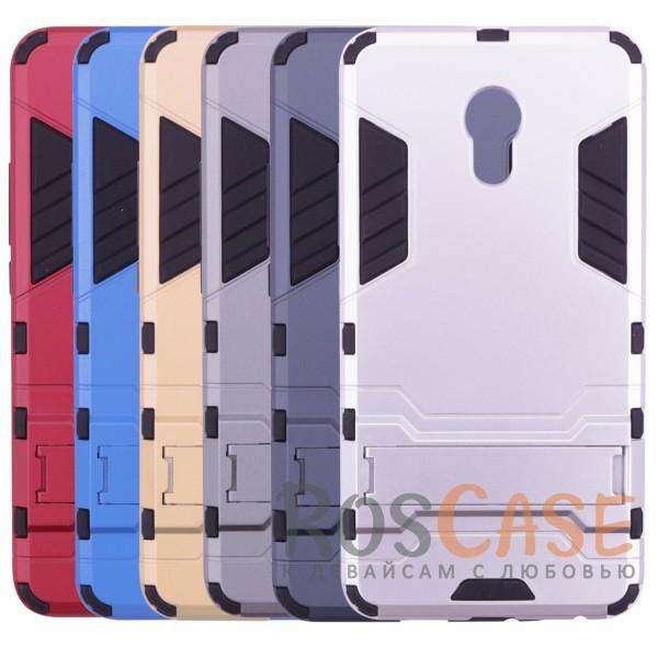 Ударопрочный чехол-подставка Transformer для Meizu Pro 6 Plus с мощной защитой корпусаОписание:чехол разработан для Meizu Pro 6 Plus;материалы - термополиуретан, поликарбонат;тип - накладка;функция подставки;защита от ударов;прочная конструкция;не скользит в руках.<br><br>Тип: Чехол<br>Бренд: Epik<br>Материал: Пластик