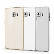 фотография TPU чехол ROCK Ultrathin Slim Jacket для Samsung Galaxy S6 Edge Plus