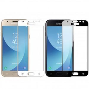 Artis 2.5D | Цветное защитное стекло на весь экран для Samsung J250F Galaxy J2 Pro (2018) на весь экран