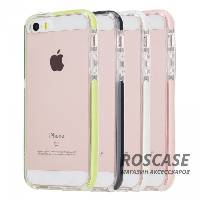TPU+PC чехол Rock Guard Series для Apple iPhone 5/5S/SE