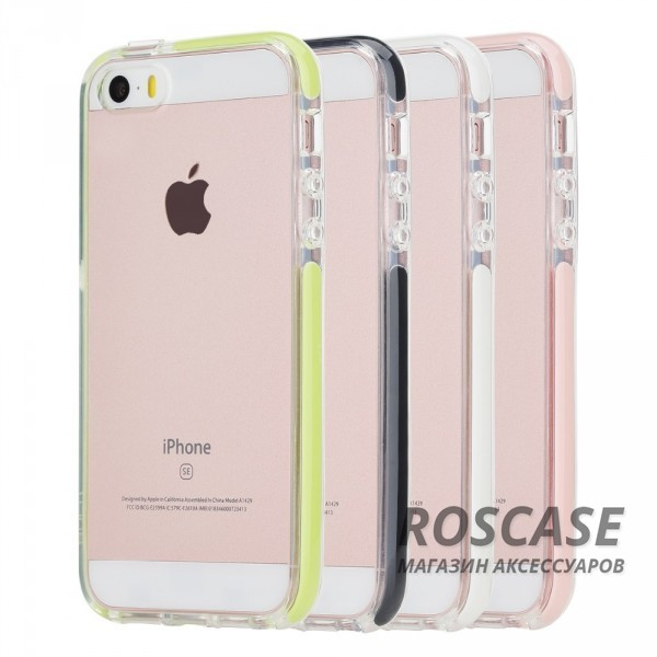фотография  TPU+PC чехол Rock Guard Series для Apple iPhone 5/5S/SE