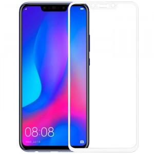 Artis 2.5D   Цветное защитное стекло на весь экран для Huawei Nova 3