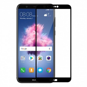 5D защитное стекло для Huawei P smart / Enjoy 7S на весь экран