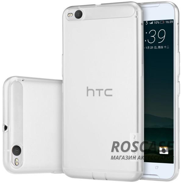Мягкий прозрачный силиконовый чехол для HTC One X9 (Бесцветный (прозрачный))Описание:производитель  -  бренд&amp;nbsp;Nillkin;совместим с HTC One X9;материал  -  термополиуретан;тип  -  накладка.&amp;nbsp;Особенности:в наличии все вырезы;не скользит в руках;тонкий дизайн;защита от ударов и царапин;прозрачный.<br><br>Тип: Чехол<br>Бренд: Nillkin<br>Материал: TPU
