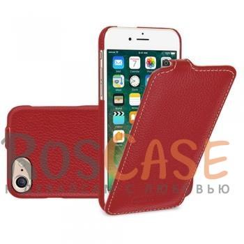 Кожаный чехол (флип) TETDED для Apple iPhone 7 (4.7) (Красный / Red)Описание:компания-производитель  - &amp;nbsp;TETDED;совместимость - Apple iPhone 7 (4.7);материал  -  натуральная кожа;тип  -  флип.&amp;nbsp;Особенности:имеет все функциональные вырезы;легко устанавливается и снимается;тонкий дизайн;защищает от механических повреждений;не выцветает.<br><br>Тип: Чехол<br>Бренд: TETDED<br>Материал: Натуральная кожа