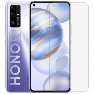 Nillkin Crystal | Защитная пленка Анти-отпечатки  для Huawei Honor 30