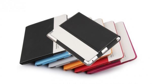 фото кожаный чехол Nuoku Elite (книжка) для Apple iPad 2/3/4