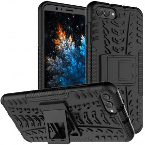 Shield | Противоударный чехол для Huawei Honor V10 с подставкой
