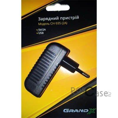 фото сетевого ЗУ Grand-X USB 5V 2A (CH-935)