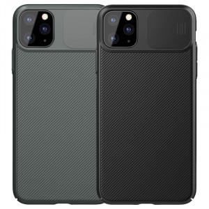 Nillkin CamShield   Пластиковый чехол с защитой камеры для iPhone 11 Pro