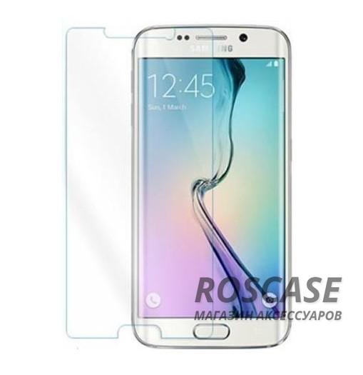 Защитная пленка Ultra Screen Protector для Samsung G925F Galaxy S6 Edge (Матовая)<br><br>Тип: Защитная пленка<br>Бренд: Epik