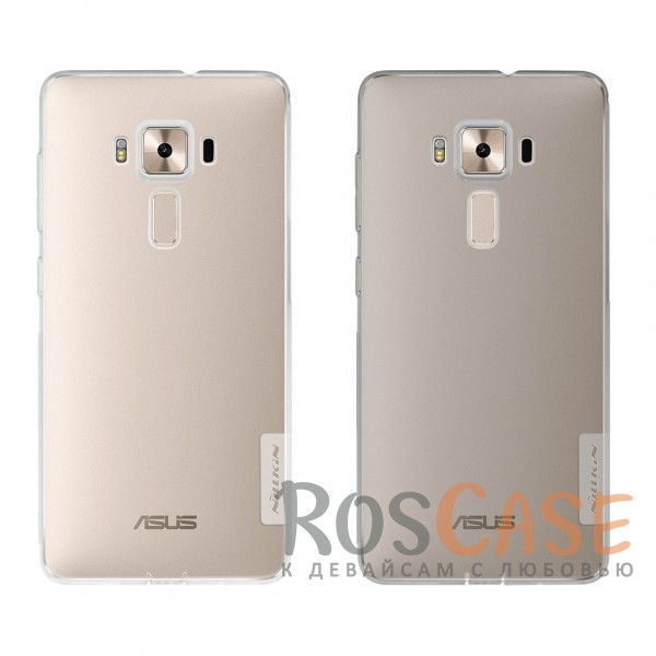 TPU чехол Nillkin Nature Series для Asus Zenfone 3 Deluxe (ZS570KL)<br><br>Тип: Чехол<br>Бренд: Nillkin<br>Материал: TPU