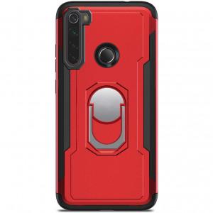 Ударопрочный чехол SG Ring Color магнитный держатель для Xiaomi Redmi Note 8