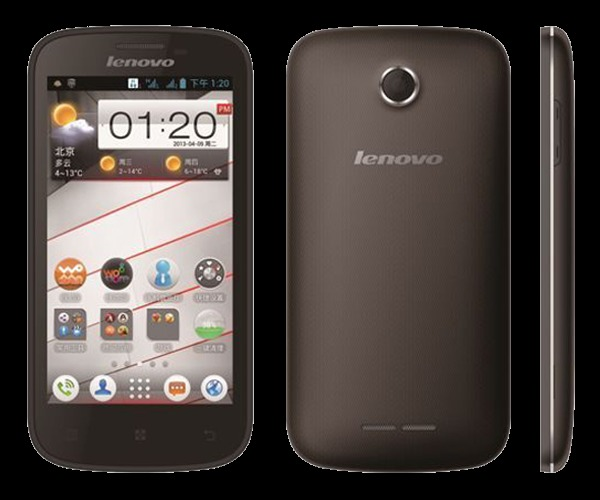 Lenovo IdeaPhone A760