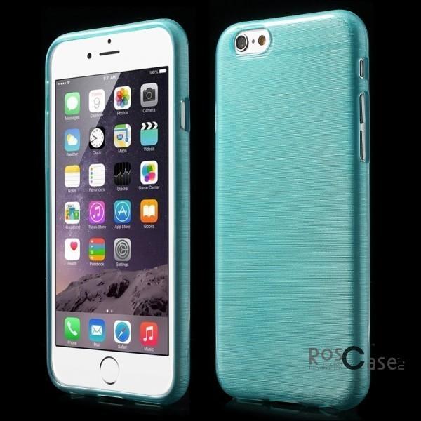 TPU Pearl Lines чехол для Apple iPhone 6/6s (4.7) (Бирюзовый)Описание:производитель - бренд&amp;nbsp;Epik;совместим с&amp;nbsp;Apple iPhone 6/6s (4.7);материал - термополиуретан;тип - накладка.Особенности:защищает от механических повреждений;смягчает удар;гладкий;жемчужная расцветка;не деформируется;легко устанавликвется и снимается;на нем не заметны отпечатки пальцев.<br><br>Тип: Чехол<br>Бренд: Epik<br>Материал: TPU