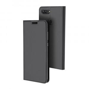 Dux Ducis | Чехол-книжка для Huawei Honor 9 Lite с функцией подставки и картхолдером