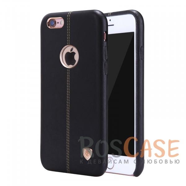 Кожаная накладка Nillkin Englon Series для Apple iPhone 6/6s (4.7) (Черный)Описание:произведено брендом&amp;nbsp;Nillkin;совместимость - Apple iPhone 6/6s (4.7);материал: натуральная кожа, микрофибра;тип: накладка.&amp;nbsp;Особенности:ультратонкий дизайн;фактурная поверхность;декоративная строчка;не скользит в руках;защищает заднюю панель и боковые грани.<br><br>Тип: Чехол<br>Бренд: Nillkin<br>Материал: Натуральная кожа
