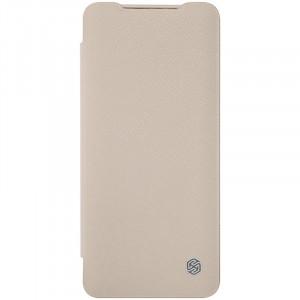 Nillkin Ming | Кожаный чехол книжка  для Samsung Galaxy S20 Plus