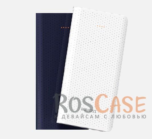 Дополнительный внешний аккумулятор ROMOSS Sense 10 (PHP10) (10000mAh)Описание:производитель  - &amp;nbsp;Romoss;совместимость  -  универсальная (смартфон, плеер, планшет и др.);материалы  -  ABS;тип  -  внешний аккумулятор.&amp;nbsp;Особенности:емкость  -  10000 mAh;вход  - &amp;nbsp;DC&amp;nbsp;5V 2.1A, выход -&amp;nbsp;USB1 - DC&amp;nbsp;5V 1A; USB2 - DC5V 2,1A;толщина - 16 мм;вес  -  194 г;на перфорированной поверхности не видны царапины и отпечатки пальцев;2 разъема USB;индикатор заряда батареи;кабель microUSB в комплекте.<br><br>Тип: Внешний аккумулятор<br>Бренд: ROMOSS