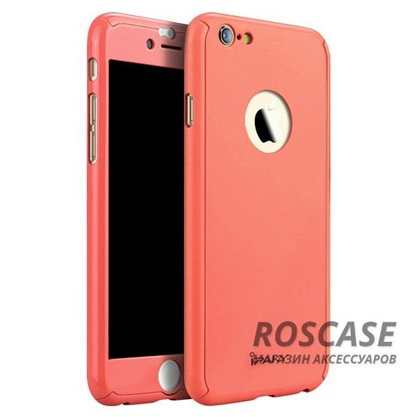 Чехол iPaky Painting 360 градусов для Apple iPhone 6/6s (4.7) (+ стекло на экран) (Малиновый)Описание:бренд iPaky;разработан для Apple iPhone 6/6s (4.7);материал: пластик;тип: накладка со стеклом.Особенности:тонкий дизайн;пастельные тона;защита экрана;функциональные вырезы;защищает от механических повреждений;матовый.<br><br>Тип: Чехол<br>Бренд: Epik<br>Материал: TPU